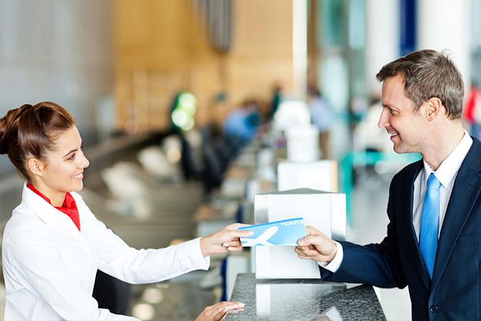 Airport Ground Handling & Travel Management